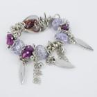 893015 purple  bracelet