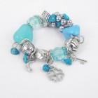893041 Aqua  bracelet