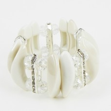 893050 Crystal beads Resin Bracelet