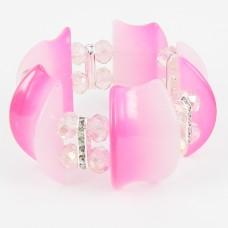893051 Crystal beads Resin Bracelet