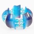 893051 Crystal beads Resin Bracelet