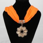 992056 Sun Necklace Scarf