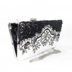 995060 Handmade Crystal  Evening Purse