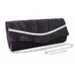 995061-116 Purple Evening purse
