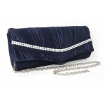 995061-117 Navy Evening Purse (Only 1 Left)
