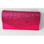995062-112  Fushia Evening Purse