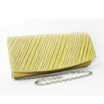 995063-201 Gold Evening purse