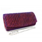 995063-112 Fushia Evening purse