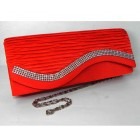 995071-107 Red Evening Purse