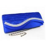 995071-115 Royal Blue Evening Purse