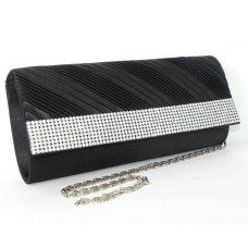 995072-102 Black Evening Purse