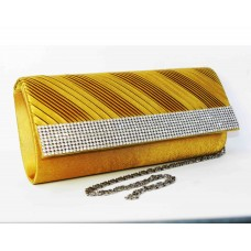 995072-201 Gold Evening Purse