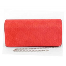 995073-107 Red Evening Purse