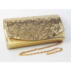995074-201 Gold Fashion Sequin Purse