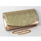 995074-220 Abricot  Fashion Sequin Purse