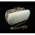 995076-201 Quality  Evening Purse & Pearls