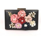 995078 Fashion Multi Flower Purse