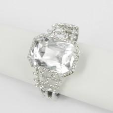 514161 Clear Crystal Bangle