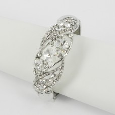 514162 Clear Crystal Bangle