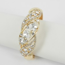 514162 Clear Crystal Bangle