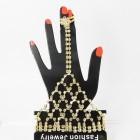 593125 Gold Ring-Bracelet