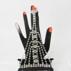 593124 Silver Ring-Bracelet