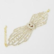 593140-201  Gold Bracelet