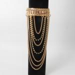 893071 Gold Arm Bracelet