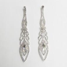 592379-101 Silver Earring