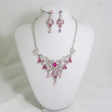 511158 pink necklace