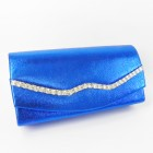 995058-115 Royal Blue Evening Purse