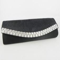 995028-102 Black Evening Purse